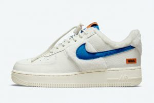 Latest Nike Air Force 1 Low Sherpa Fleece 2021 For Sale DO6680-100
