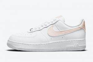 Latest Nike Air Force 1 Low White Coral 2021 For Sale DC9486-100