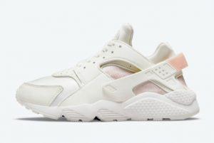 Latest Nike Air Huarache Pink White 2021 For Sale DH4439-104