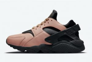 Latest Nike Air Huarache Toadstool Toadstool/Black-Chestnut Brown 2021 For Sale DH8143-200
