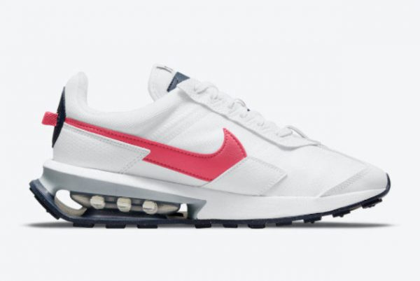 Latest Nike Air Max Pre-Day Archeo Pink White/Archeo Pink-Thunder Blue-Pollen 2021 For Sale DM0124-100-1