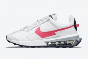 Latest Nike Air Max Pre-Day Archeo Pink White/Archeo Pink-Thunder Blue-Pollen 2021 For Sale DM0124-100