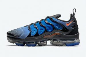 Latest Nike Air VaporMax Plus Knicks 2021 For Sale DO6679-001