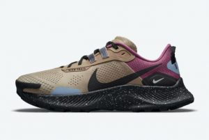 Latest Nike Pegasus Trail 3 Light Mulberry Khaki/Light Mulberry-Ashen Slate-Black 2021 For Sale DM6143-247