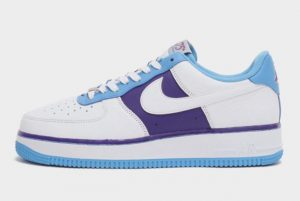 New NBA x Nike Air Force 1 Low Lakers 2021 For Sale