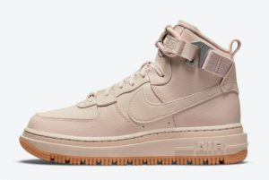 New Nike Air Force 1 High Utility 2.0 Arctic Pink Arctic Pink Gum Light Brown 2021 For Sale DC3584-200