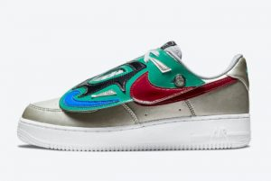 New Nike Air Force 1 Low Lucha Libre 2021 For Sale DM6177-095