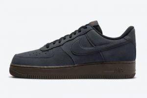 New Nike Air Force 1 Low Off Noir Off Noir/Dark Chocolate-White 2021 For Sale DO6730-001