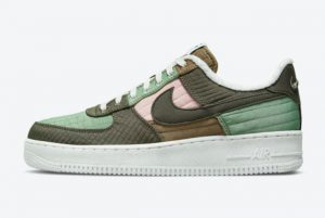 new nike air force 1 low toasty oil green sequoia medium olive 2021 for sale dc8744 300 300x201