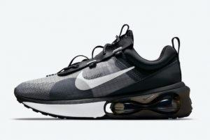 New Nike Air Max 2021 Black/Iron Grey-White For Sale DA1925-001