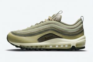 New Nike Air Max 97 Olive Green 2021 For Sale DO1164-200
