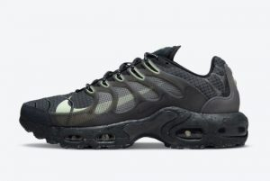 New Nike Air Max Terrascape Plus Black/Barely Volt 2021 For Sale DC6078-002