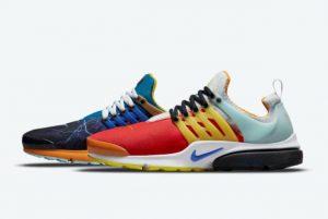 New Nike Air Presto What The Multi Color/Multi Color 2021 For Sale DM9554-900