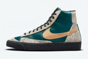 New Nike Blazer Mid Lucha Libre 2021 For Sale DM6176-393