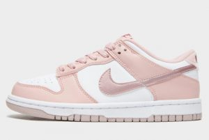New Nike Dunk Low GS Pink Velvet 2021 For Sale