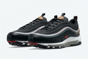 Cheap Nike Air Max 97 Alter & Reveal Black Blue 2021 For Sale DO6109-001