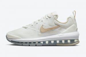 Cheap Nike Air Max Genome Summit White/Rattan-Wolf Grey-White 2021 For Sale DM2949-100
