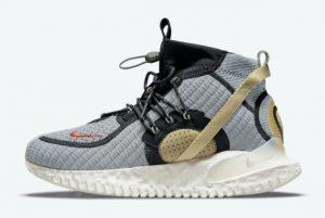 Cheap Nike ISPA Flow 2020 SE Grey Beige 2021 For Sale CW3045-300