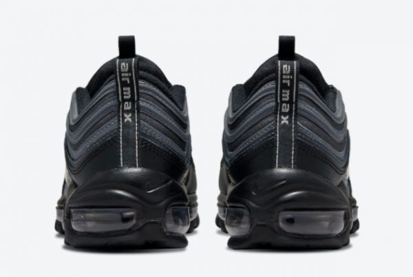 New Nike Air Max 97 Black/Grey/Emerald Green 2021 For Sale DH0558-001-2