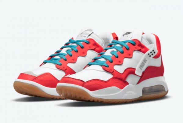 Latest Jordan MA2 Red White Gum 2021 For Sale CV8122-600-2