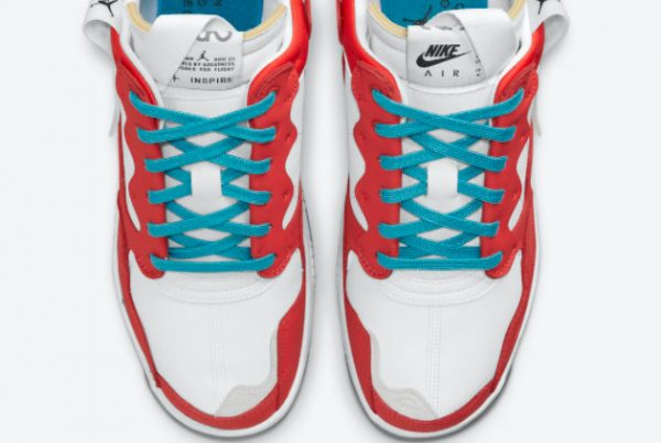 Latest Jordan MA2 Red White Gum 2021 For Sale CV8122-600-3