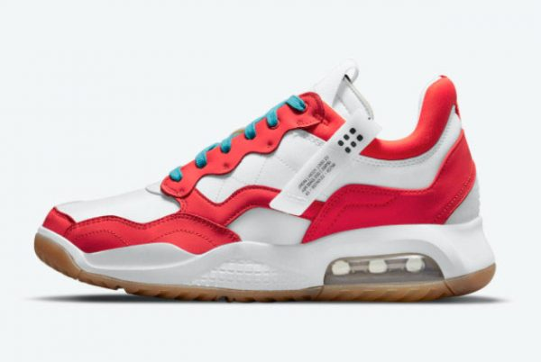 Latest Jordan MA2 Red White Gum 2021 For Sale CV8122-600
