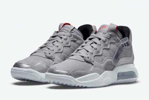 Latest Jordan MA2 Wolf Grey Wolf Grey/Black-Metallic Silver 2021 For Sale CV8122-009-1