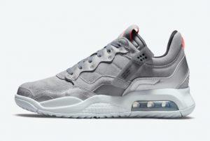 Latest Jordan MA2 Wolf Grey Wolf Grey/Black-Metallic Silver 2021 For Sale CV8122-009