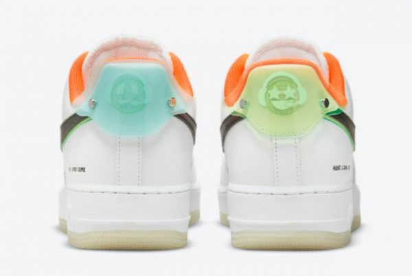 Latest Nike Air Force 1 Low Have A Good Game 2021 For Sale DO2333-101-3