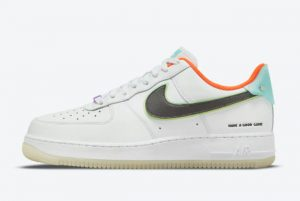 Latest Nike Air Force 1 Low Have A Good Game 2021 For Sale DO2333-101