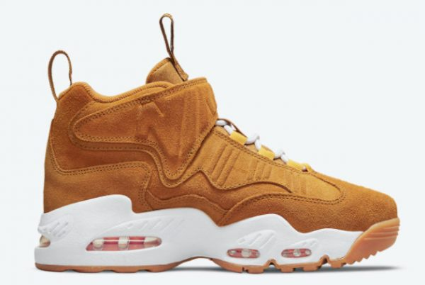 Latest Nike Air Griffey Max 1 Wheat 2021 For Sale DO6685-700-1