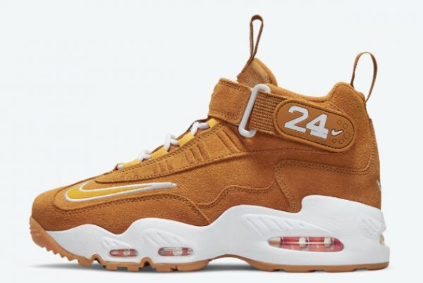 Latest Nike Air Griffey Max 1 Wheat 2021 For Sale DO6685-700