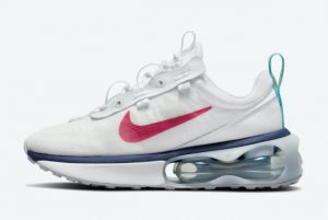 Latest Nike Air Max 2021 Thunder Blue White Thunder Blue-Pure Platinum-Gypsy Rose 2021 For Sale DC9478-100