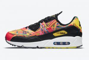 Latest Nike Air Max 90 Familia 2021 For Sale DJ4703-900