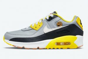 Latest Nike Air Max 90 GS Go The Extra Smile 2021 For Sale DQ0570-001