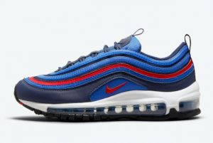 Latest Nike Air Max 97 GS Spider-Man 2021 For Sale DQ4716-400