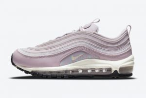 Latest Nike Air Max 97 Pink Reflective Camo 2021 For Sale DH0558-500