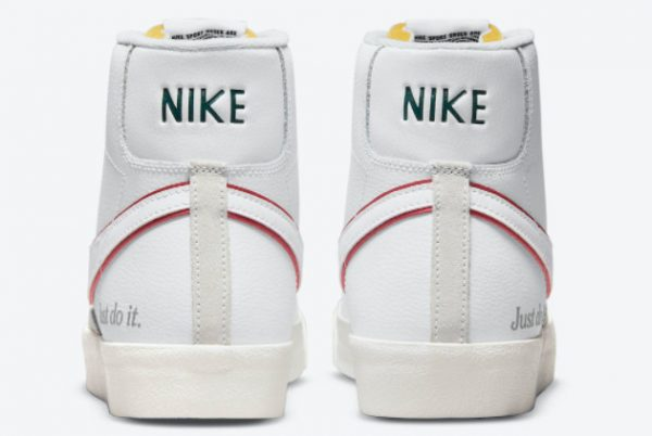 Latest Nike Blazer Mid '77 Just Do It 2021 For Sale DQ0796-100-3