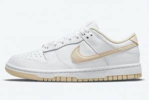 latest nike dunk low pearl white white pearl white 2021 for sale dd1503 110 300x201