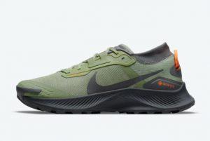 Latest Nike Pegasus Trail 3 Gore-Tex Green 2021 For Sale DO6728-300