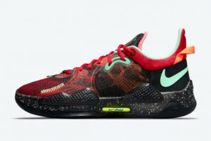Latest Nike PG 5 Multicolor 2021 For Sale CW3143-006