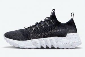 Latest Nike Space Hippie 01 Black Navy Black Dark Grey-Off Noir-Midnight Navy 2021 For Sale DJ3056-005