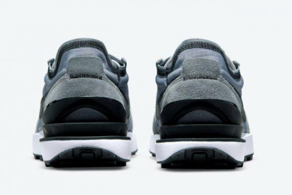 Latest Nike Waffle One Grey Black 2021 For Sale DD8014-002-2