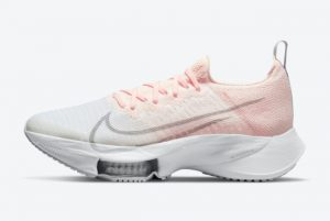 Latest Nike Wmns Air Zoom Tempo NEXT% Sunset Tint Sunset Tint/White-Igloo-Grey Fog 2021 For Sale CI9924-600