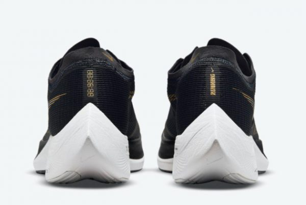 Latest Nike ZoomX VaporFly NEXT% 2 Black Gold 2021 For Sale CU4111-001-2
