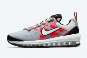 New Nike Air Max Genome Infrared Grey Infrared-White 2021 For Sale DC9410-001