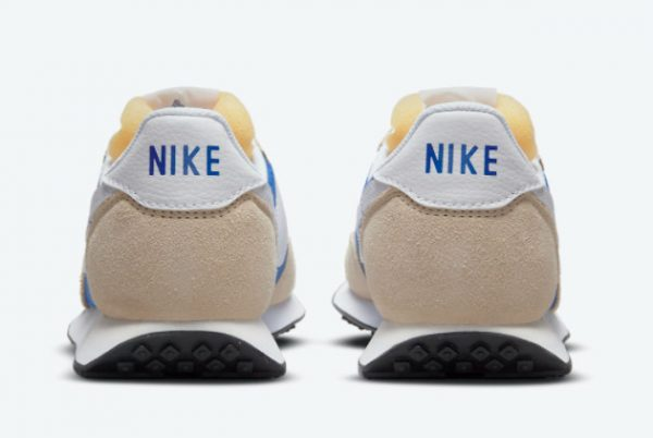 New Nike Waffle Trainer 2 Hyper Royal Hyper Royal White-Rattan-Sail 2021 For Sale DH1349-400-2