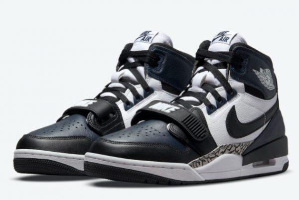 Cheap Jordan Legacy 312 Midnight Navy Black-White 2021 For Sale DO7441-401-1
