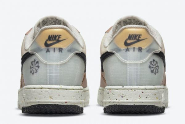 Cheap Nike Air Force 1 Crater Move To Zero Brown 2021 For Sale DH2521-200-2
