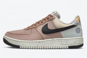 Cheap Nike Air Force 1 Crater Move To Zero Brown 2021 For Sale DH2521-200